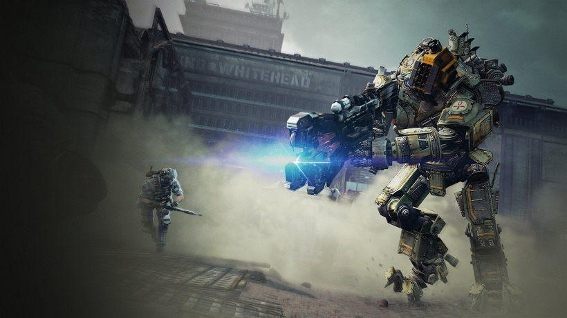 Titanfall 2 confirmed for winter release
