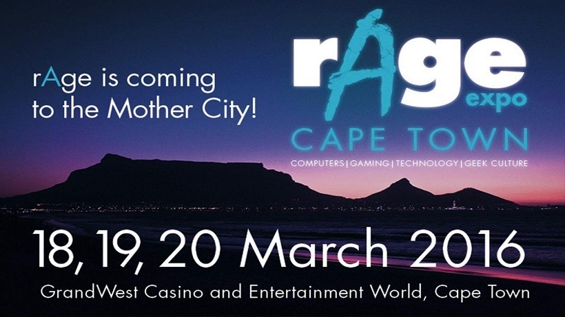 Win tickets to rAge Cape Town