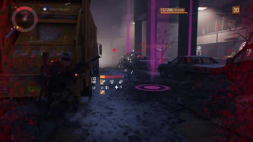 Division Bullet King (3)