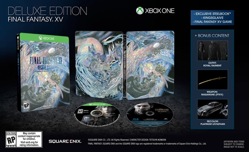 FF Special editions (2)