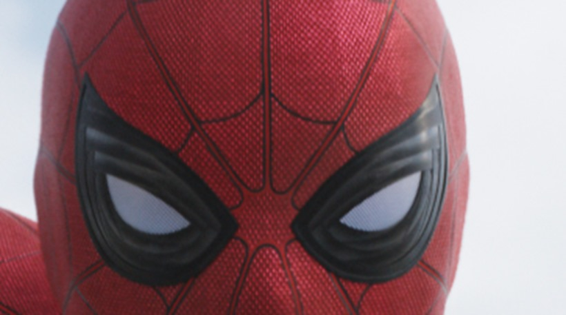 Marvel's Captain America: Civil War Spider-Man/Peter Parker (Tom Holland) Photo Credit: Film Frame © Marvel 2016