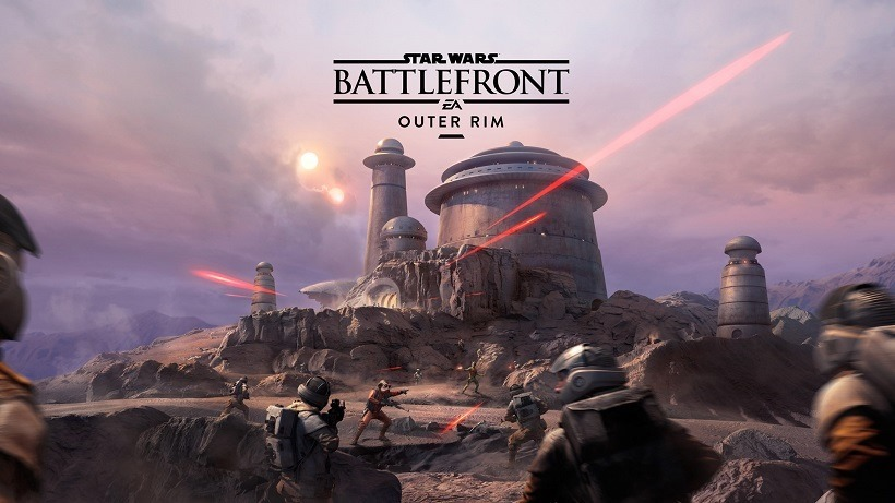 Star Wars Battlefront takes the fight to Outer Rim