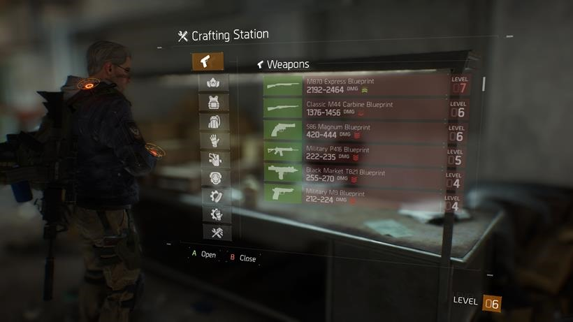 The Division Crafting (5)