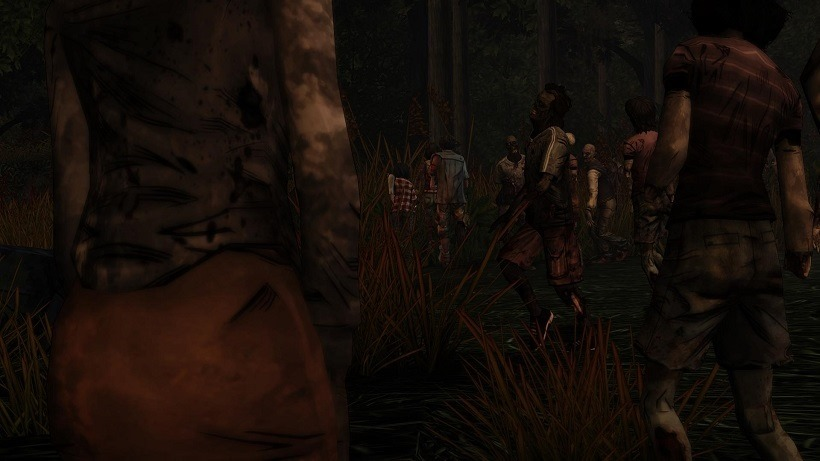 The Walking Dead Michonne Episode 2 Give No Shelter (68)