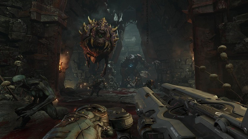 DOOM reviews not coming this Friday