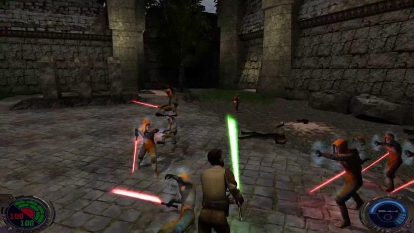 Jedi Outcast (2)