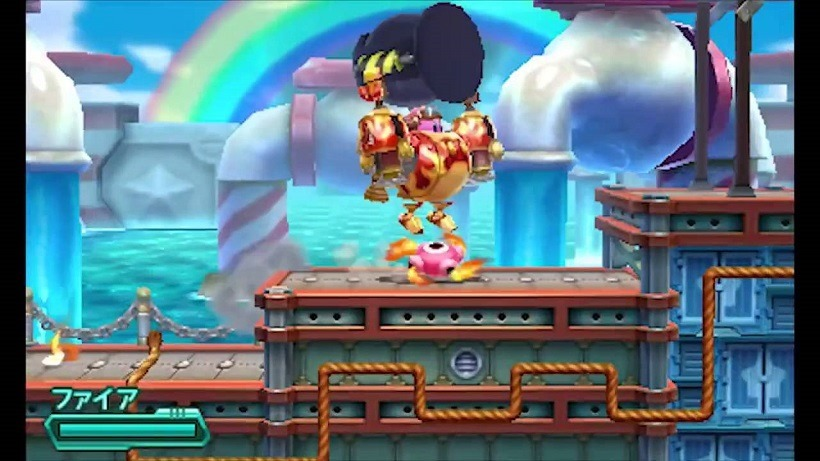 Kirby Planet Robobot Review 3