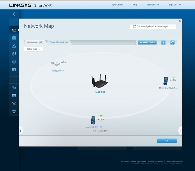 Linksys Max-Stream AC2600 MU-MIMO Router Review 8