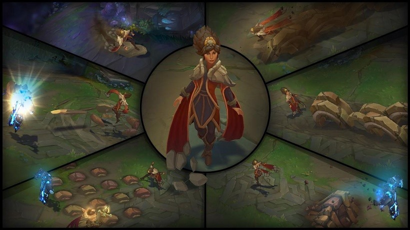 Taliyah League of Legends