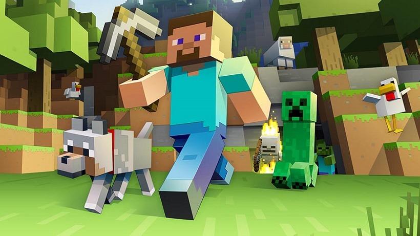 Minecraft 1.10 update