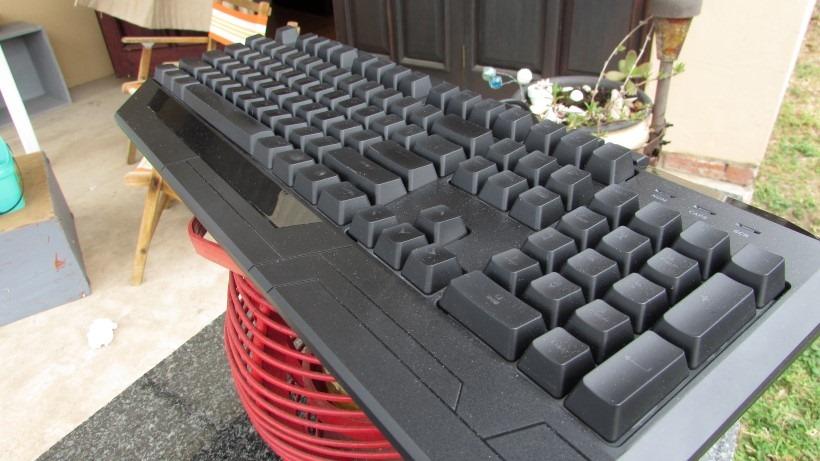 Side Keyboard