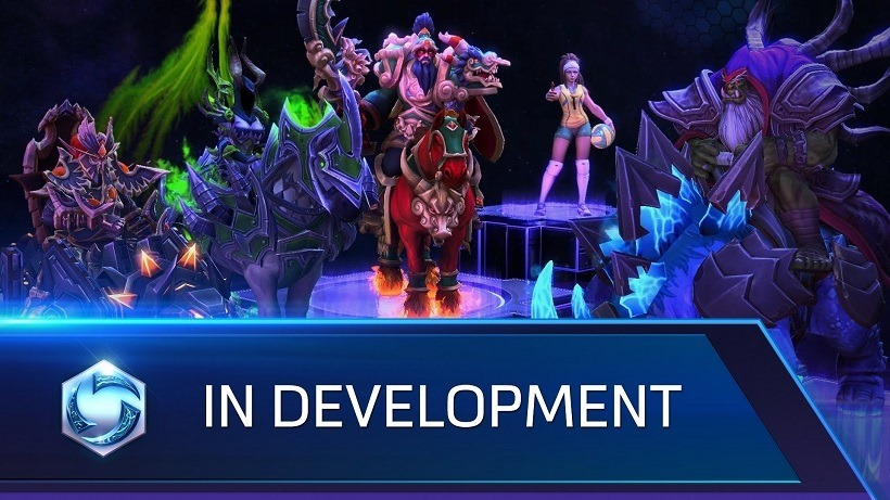Heroes of the Storm introduces Gul'dan and Auriel 2