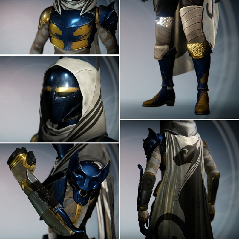 Hunter armour