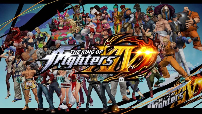 King Of Fighters Xiv Demo Out On July 19 Critical Hit