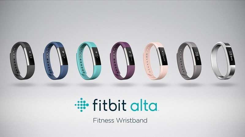 Fitbit Alta collection