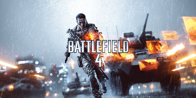 Battlefield 4 DLC header
