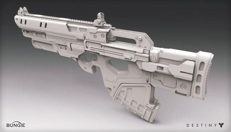 Destiny weapons (8)
