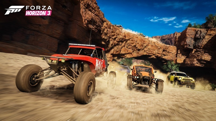Forza Horizon 3 DLC out later this year 2