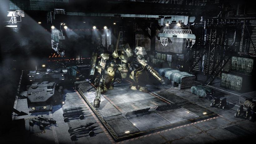 From Software moving onto Armored Core 2