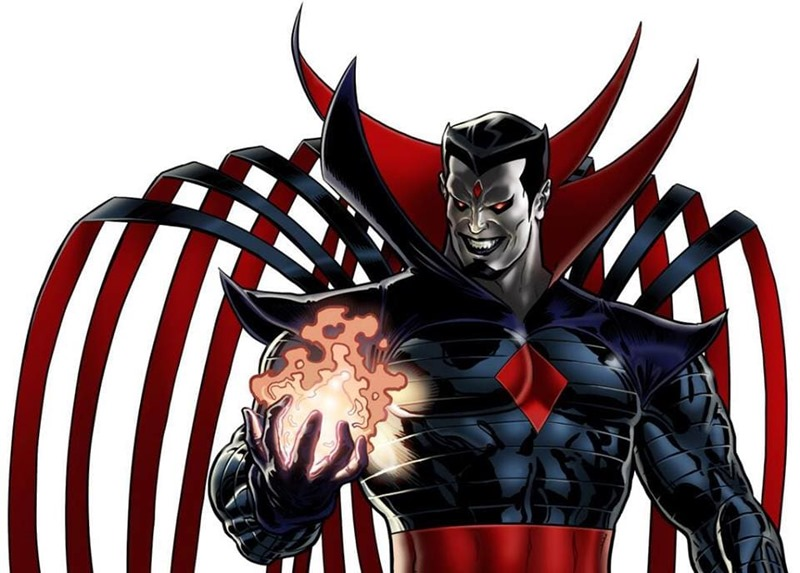 Mister Sinister (3)
