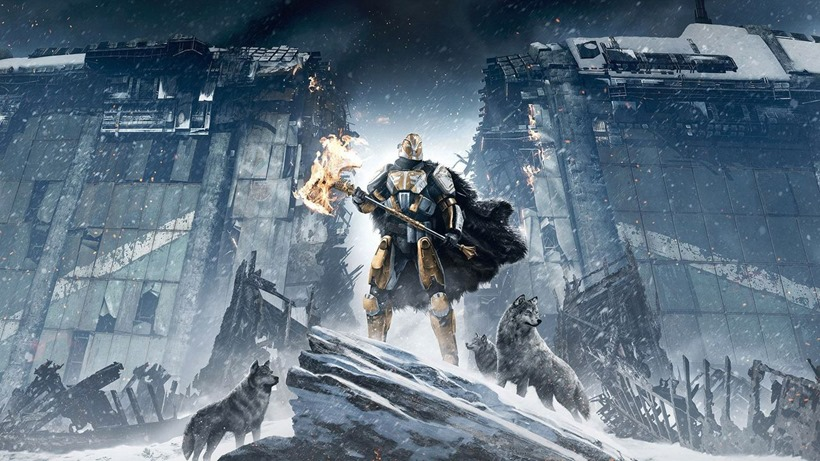Destiny Rise of Iron  - Archon's Forge and Felwinter Peak 4