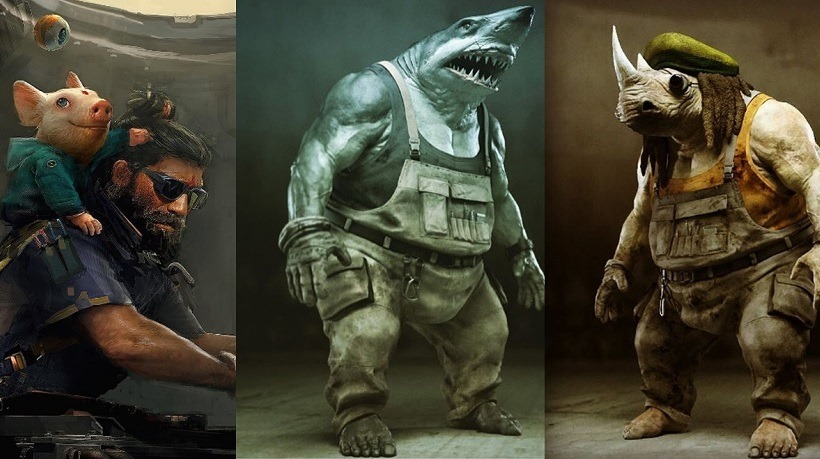 Beyond Good and Evil 2 an NX exclusive 2