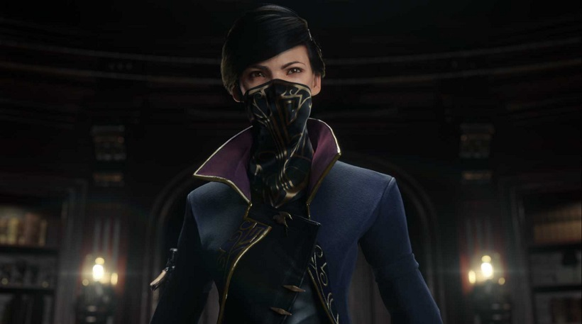 Dishonored 2 shows a more quiet playthrough of Clockwork mansion 2
