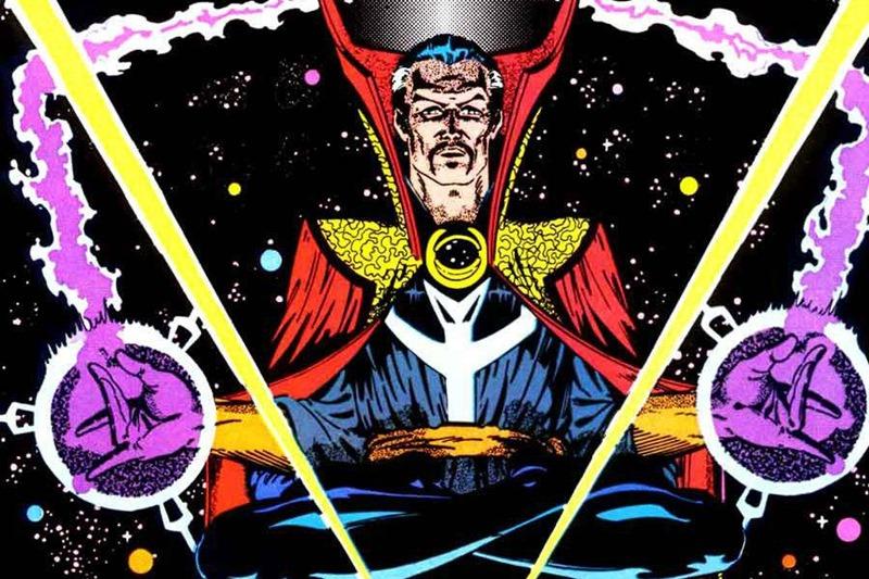 Doctor Strange (5)