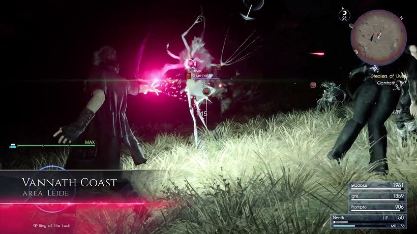 Final Fantasy shows off Death Magic 2