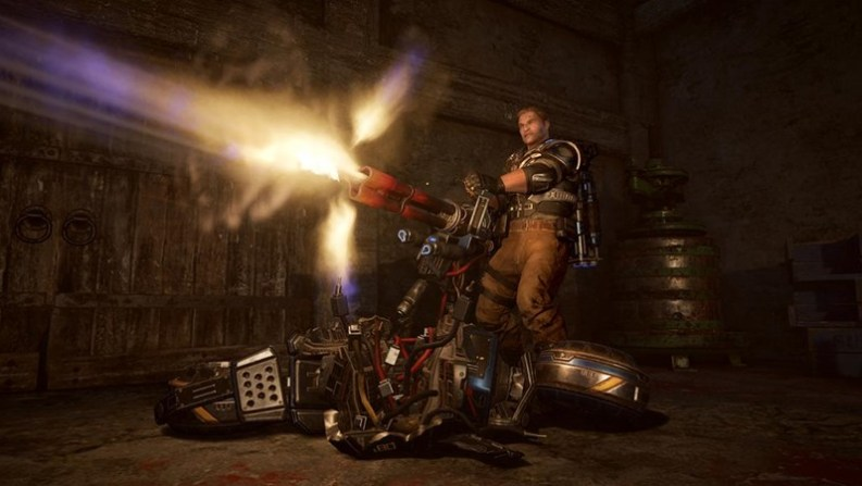 Gears of War 4 review round-up - Critical Hit