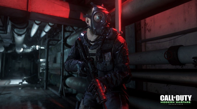 Modern Warfare Remastered has some draconian DRM