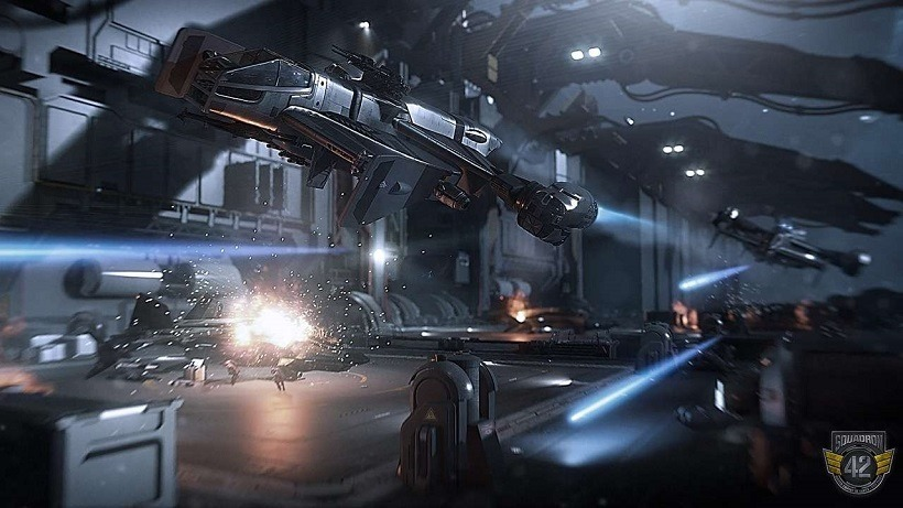Star Citizen Squadron 42 delayed 2