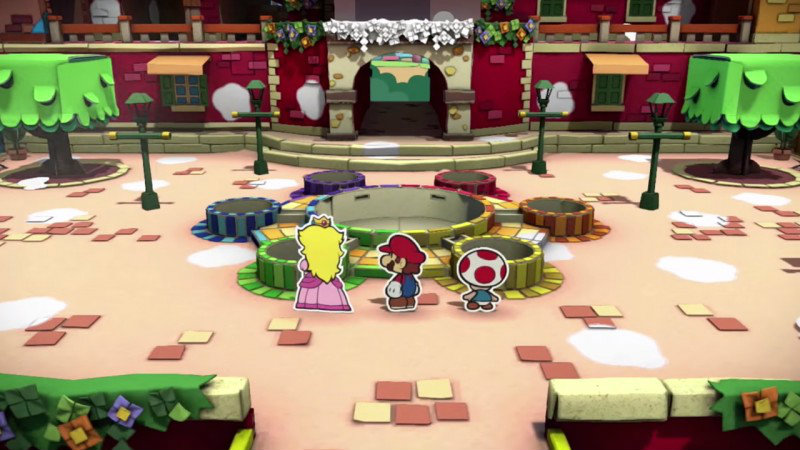 Super Paper Mario Color Splash 2