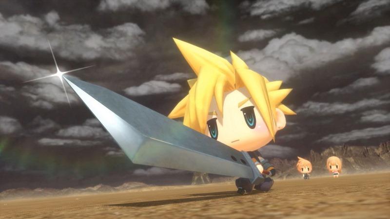 World of Final Fantasy 008