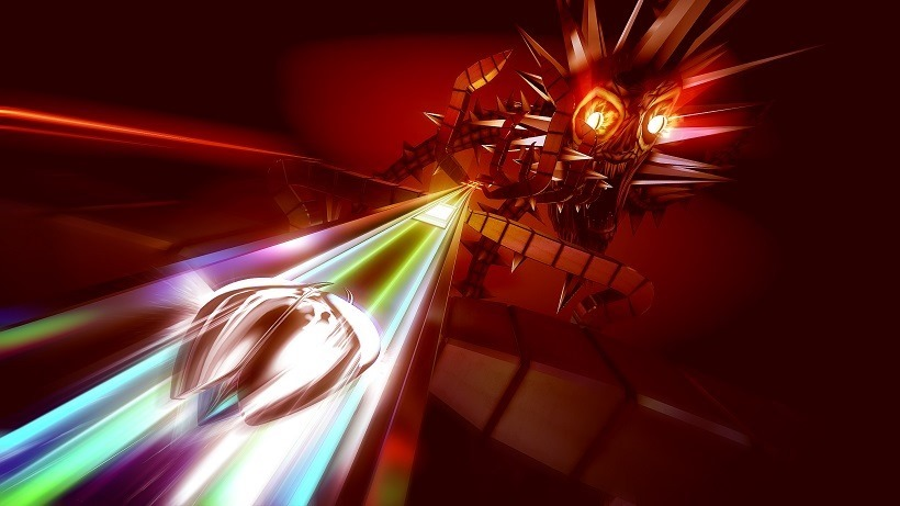 You should be playing Thumper 1