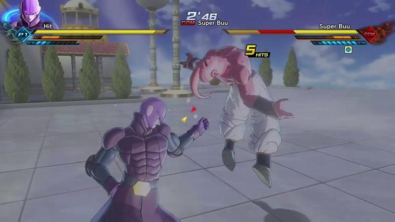 Dragon Ball XenoVerse 2 (5)