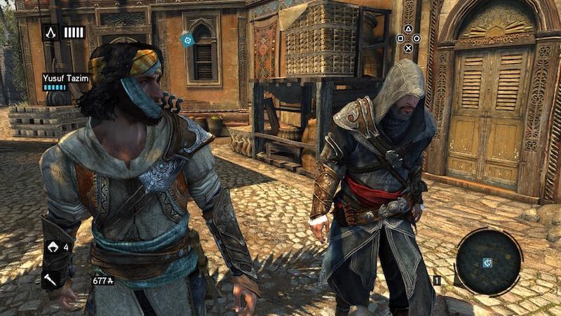 Ezio collection revelations