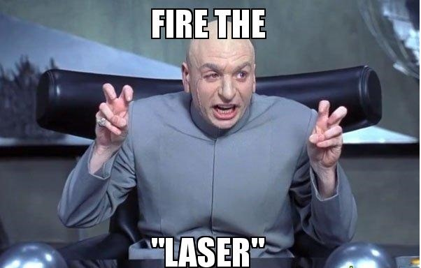 FIRE-THE-LASER