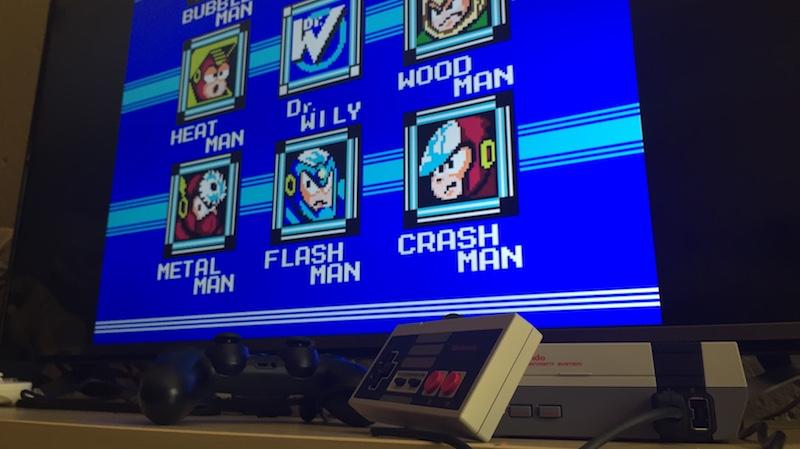 NES mini Megaman 2