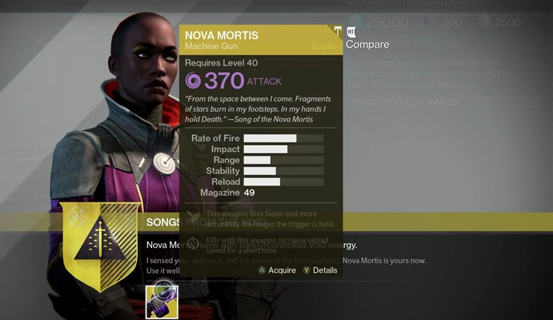 Nova-Mortis
