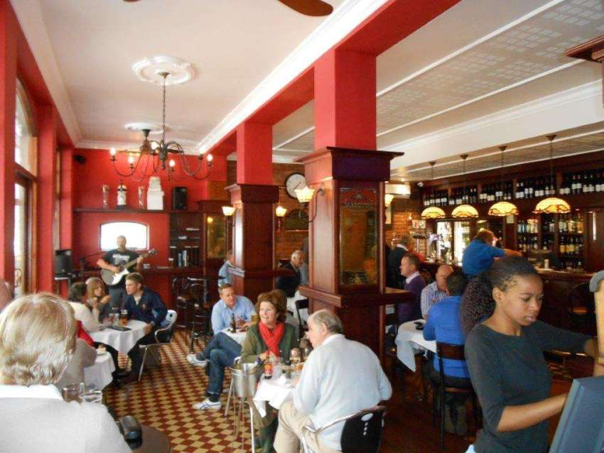 Barristers Grill - Old-world charm in Newlands 10