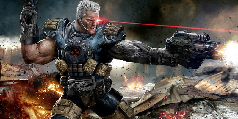 First look at Josh Brolin's Cable in Deadpool 2! 4