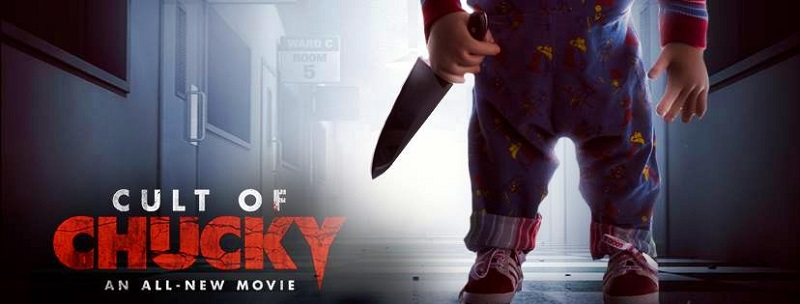 Learn from the master in the teaser trailer for Cult of Chucky 3