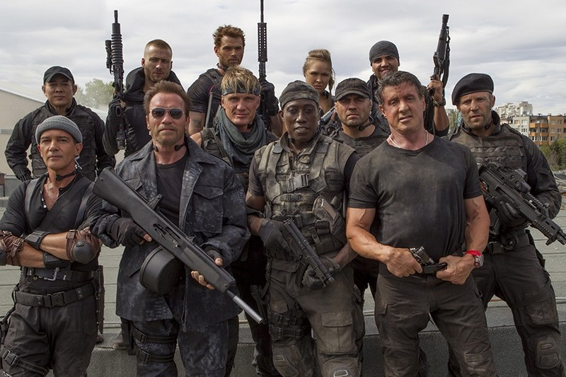 Fourth and final Expendables film in development for 2018 3