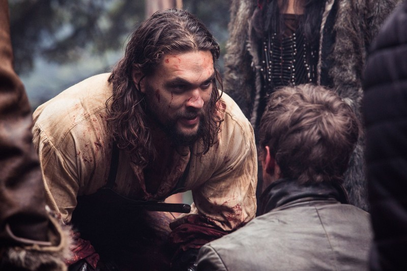 Jason Momoa is an animal in this first trailer for Frontier 2