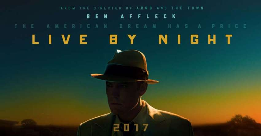 Don't forget our Live by Night giveaway 2