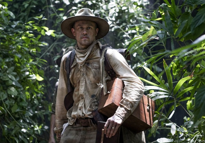 Seek the unknown in the latest trailer for The Lost City of Z 2