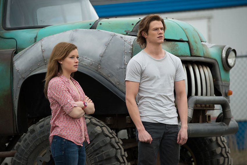 Monster Trucks review - Bad.... but not as monstrously bad as you may think 11