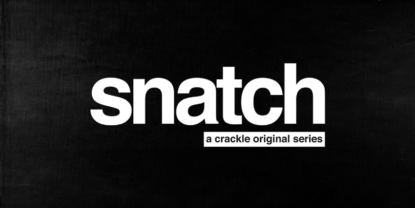 The first trailer for the Snatch TV series has gold, diamonds and bubbles 3