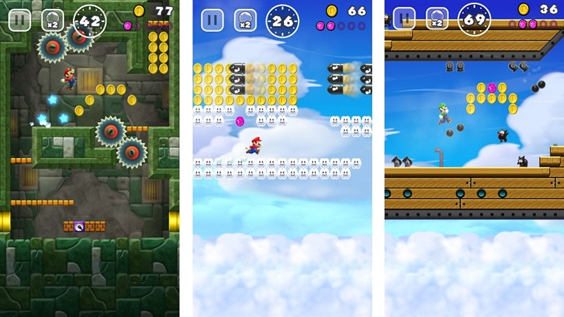Black Coins are what make Super Mario Run so, so good 2